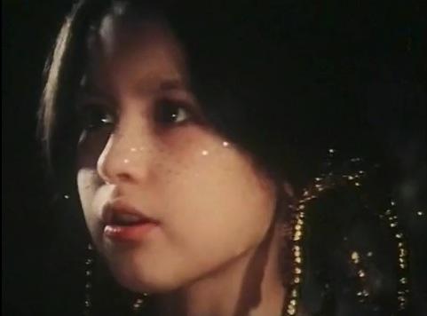 Тамила Мухамедова. Та самая девочка из советской восточной киносказки.