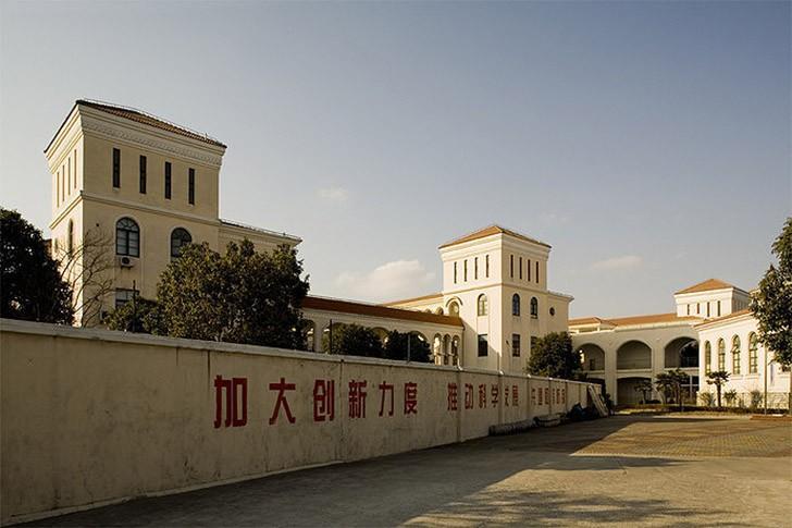 Китайские подделки известных мировых достопримечательностей