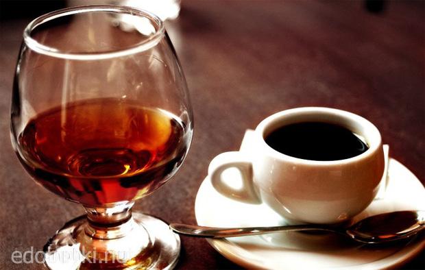 Лучшие рецепты кофе с коньяком