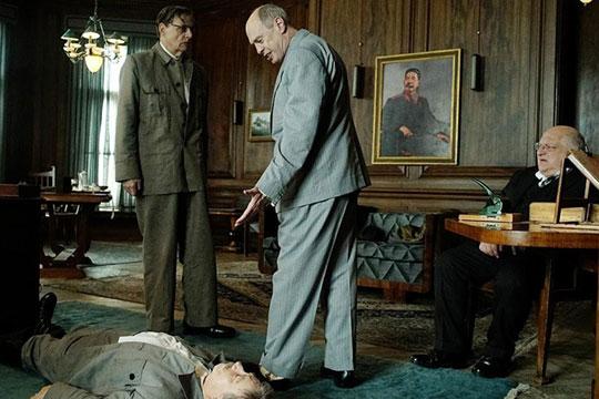 Страсти вокруг «Смерти Сталина»: «Это все равно что показать порнофильм про Екатерину II»