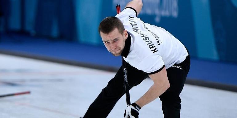 В допинге Крушельницкого заподозрили его бывшую девушку