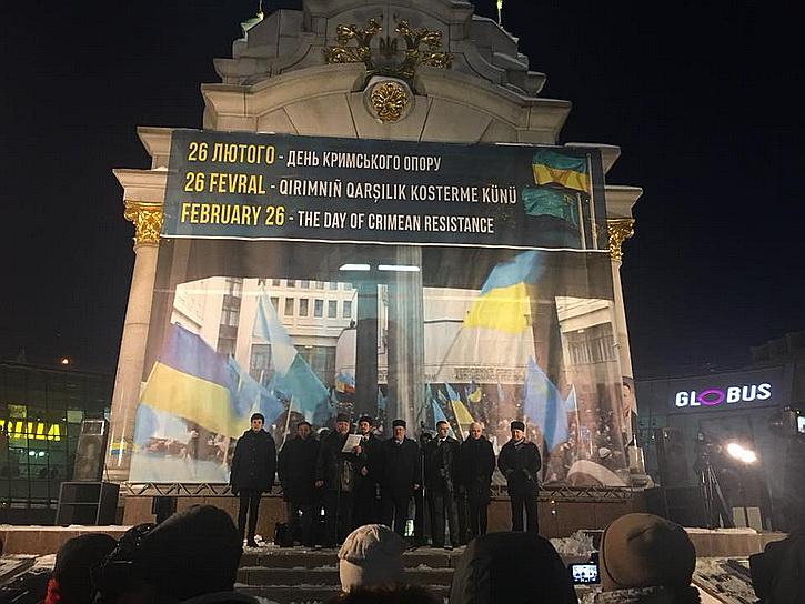 Идея меджлиса устроить всеукраинский плач по Крыму провалилась