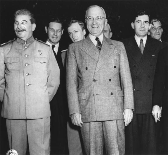 Андрей Андреевич Громыко о Сталине и атомной бомбе