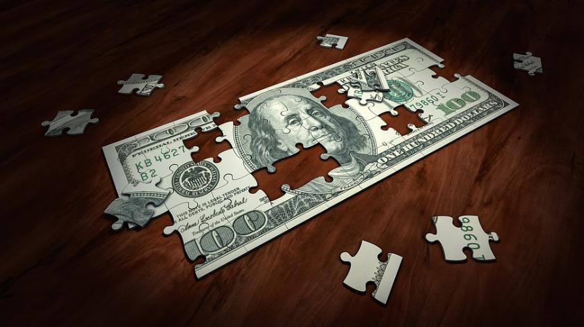 Доллар резко обвалился