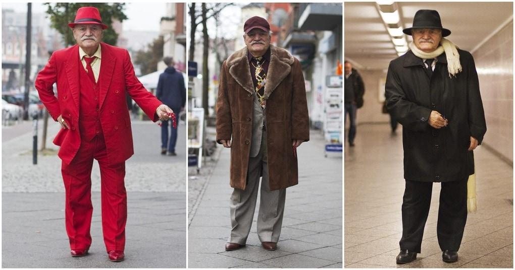 Стильно выглядеть в 87 — реально! Портной из Германии демонстрирует это на личном примере