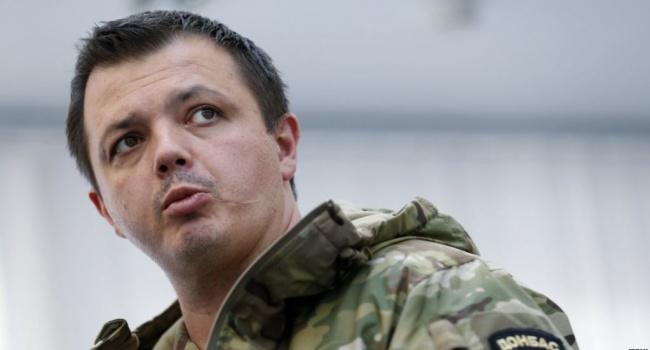 Генштаб Украины: Семенченко …