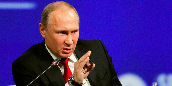 «Наконец-то США жестко поставили на место!» - немцы больше всех восхитились военным Посланием Путина