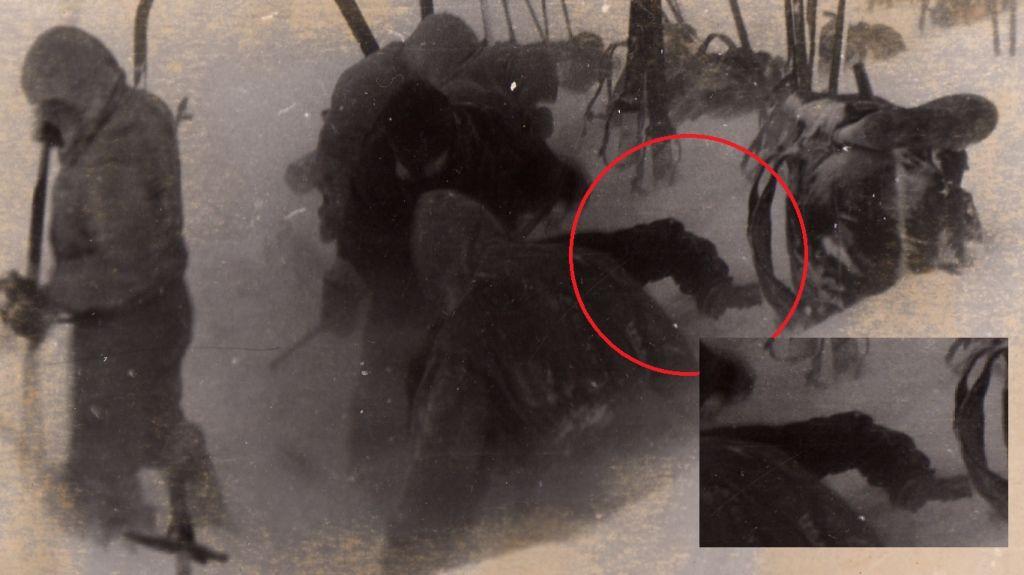 Тайна перевала дятлова фото из архива