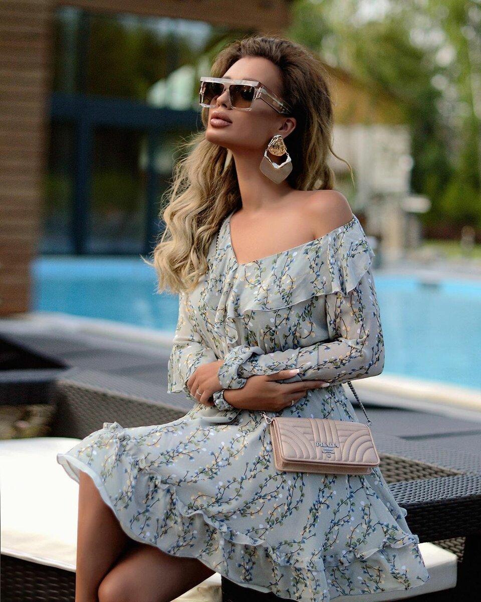 Стильное лето: модные образы на каждый день