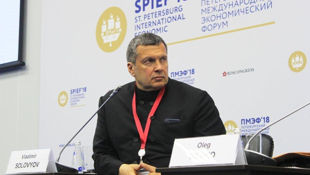 Соловьев иронично отреагировал на попытку Климкина «изгадить россиянам праздник»