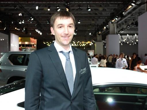 Юрий Катаев, Lexus: «Мы ждали NX очень долго»