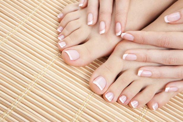 10 шагов к идеальному уходу за ногтями на ногах