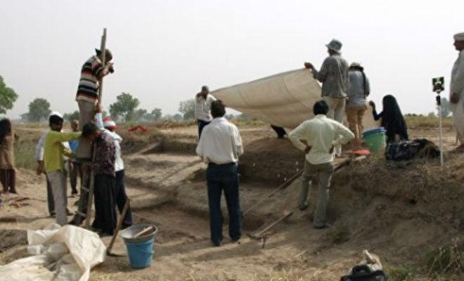 Кто построил древние хранилища: парадокс археологии Культура