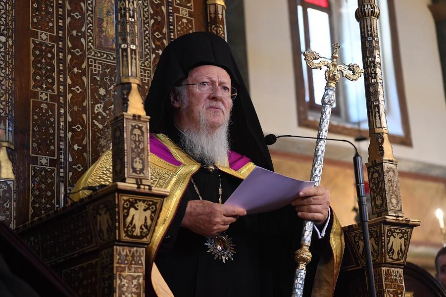 Подтвердилось. Константинопольский патриарх дает Украине автокефалию