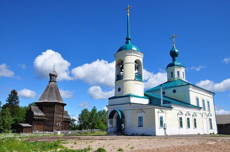 Окрестности Архангельска