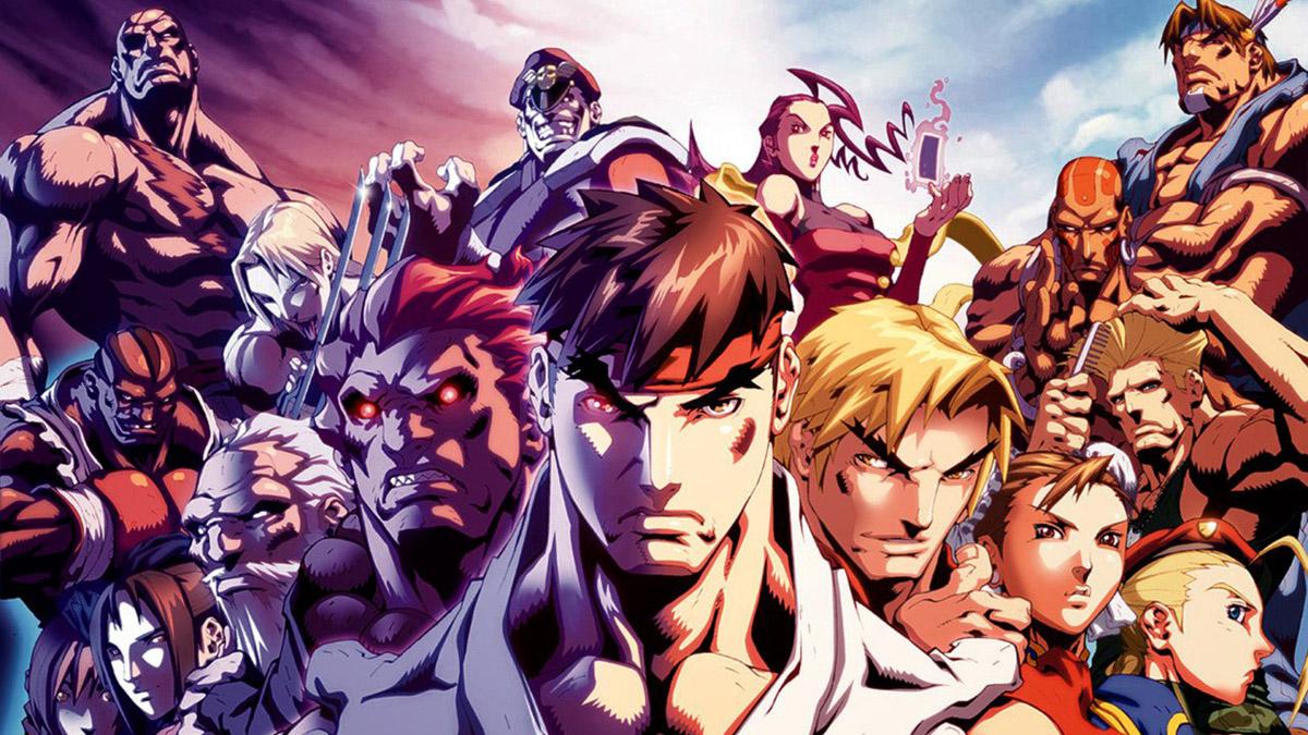 Игру Street Fighter адаптиру…