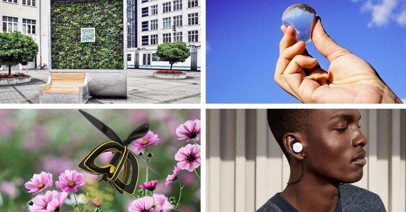Лучшие изобретения 2017 года в сфере технологии и дизайна