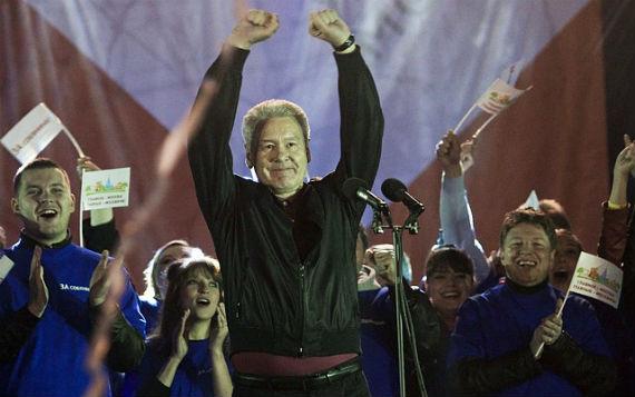 Выборы Собянина забивают последний гвоздь в гроб выборов