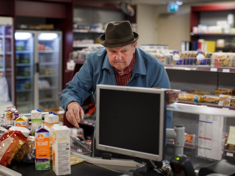 В Голландии есть деревня, в которой все жители больны деменцией