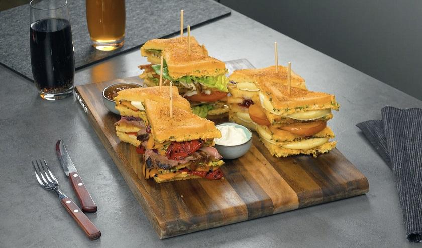 Вкусные горячие бутерброды: или три идеи для идеального сэндвича