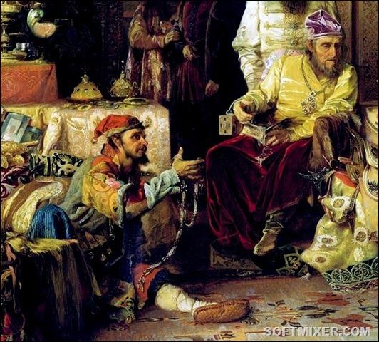 «Лютый волхв» Ивана Грозного