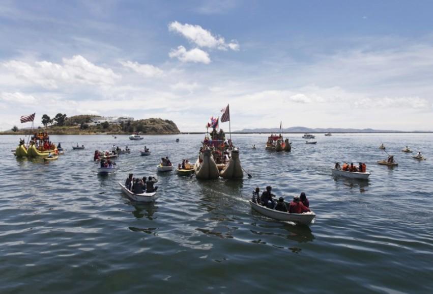 terraoko 2014111906 14 Плавающие деревни в Перу.