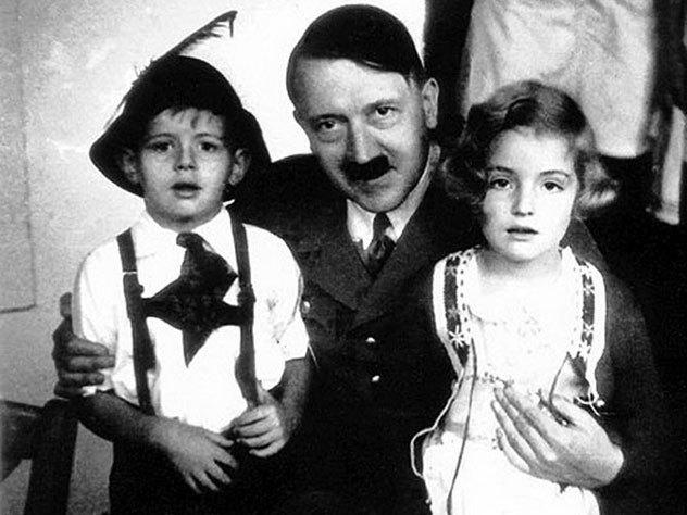 Сколько у Гитлера было детей на самом деле