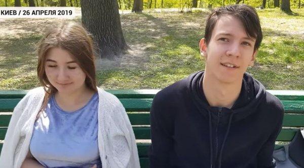 Украинцы на камеру высказались о языковом законе