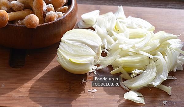 Картофельная лепёшка (этап 5)