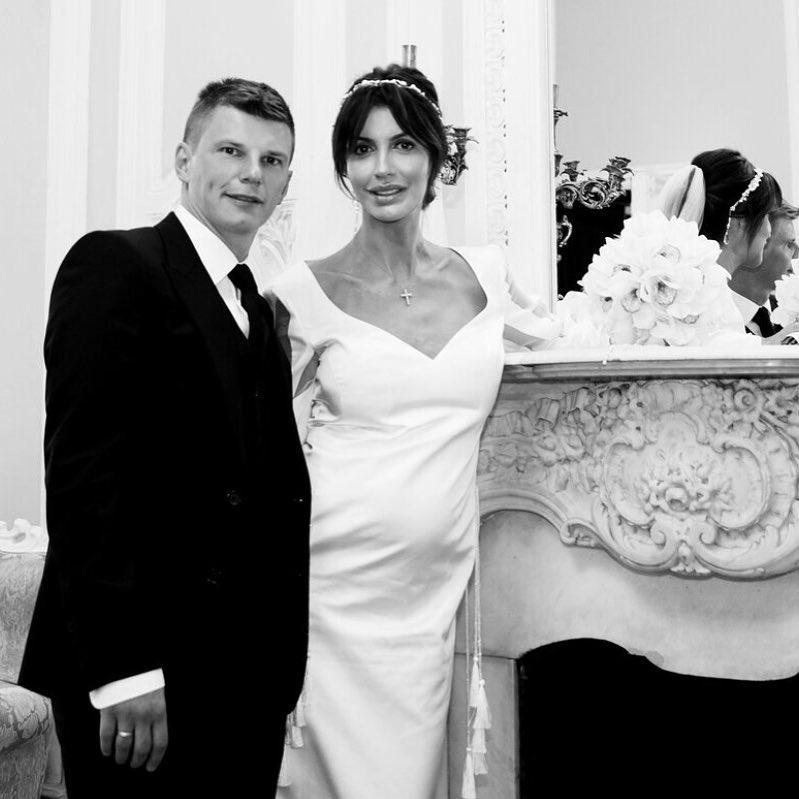 аршавин женился во второй раз фото свадьбы