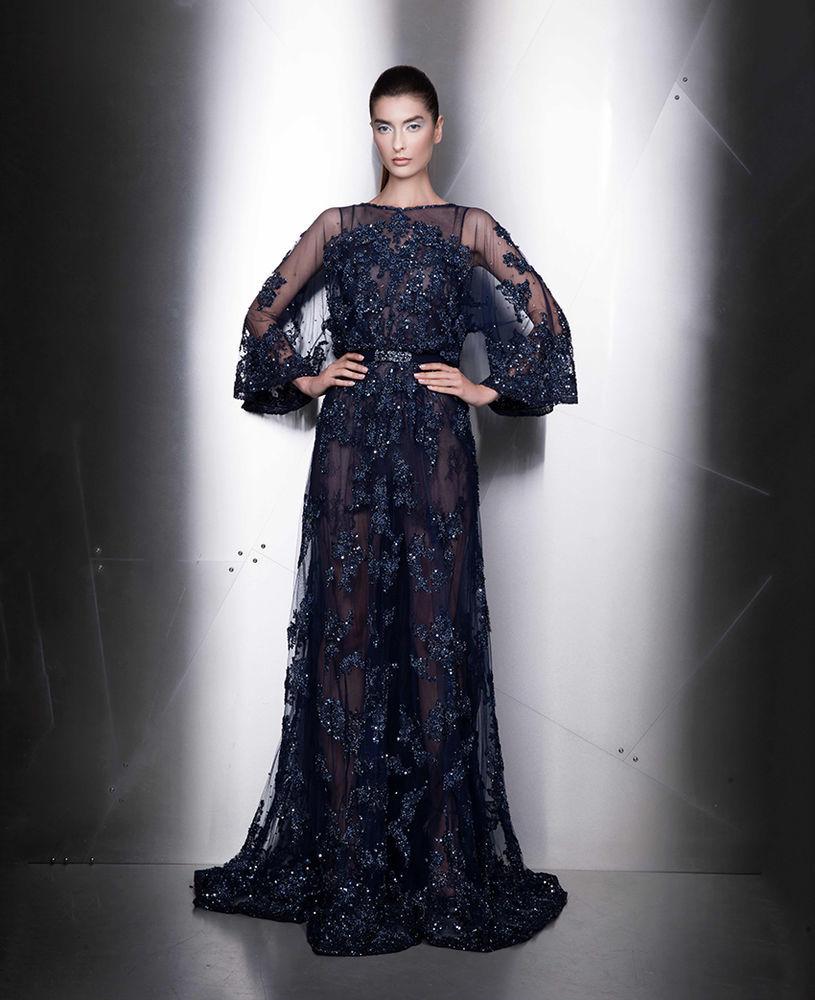 Потрясающя коллекция Ziad Nakad Ready to Wear 2019-2020, фото № 10