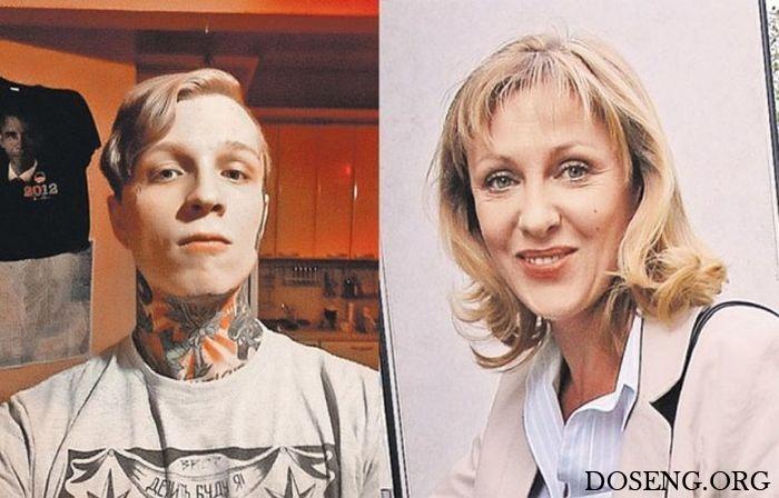 Угрюмый сынок актрисы Елены Яковлевой