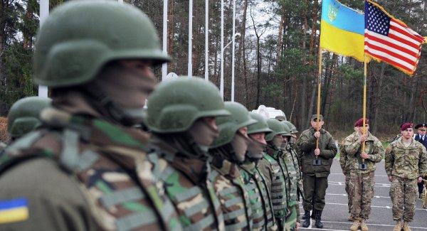 Ситуация обостряется: Американские наемники прибыли на границу Донбасса