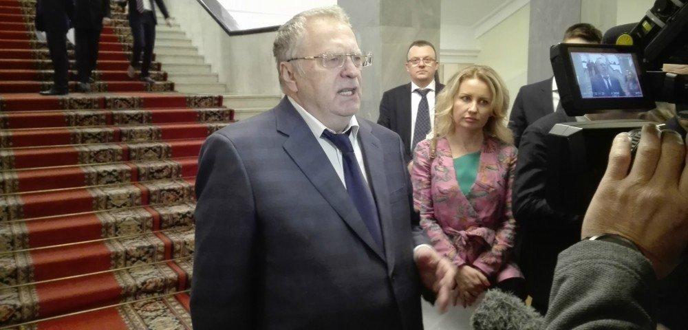 Жириновский рассказал о цели…