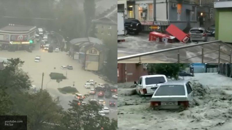 В результате наводнения на Кубани пострадали 138 человек