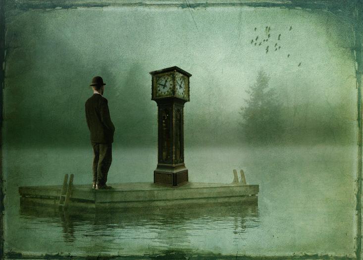 Откуда берётся время и почему нам кажется, что оно течёт?