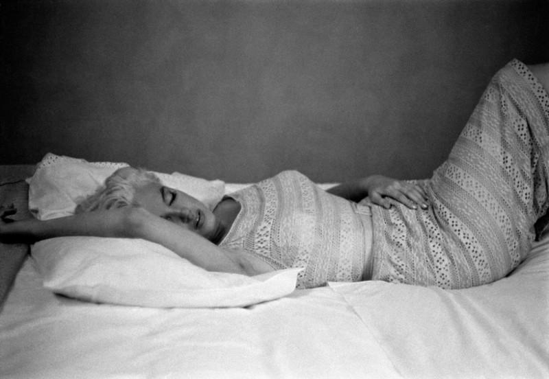 20 редких фотографий Мэрилин…