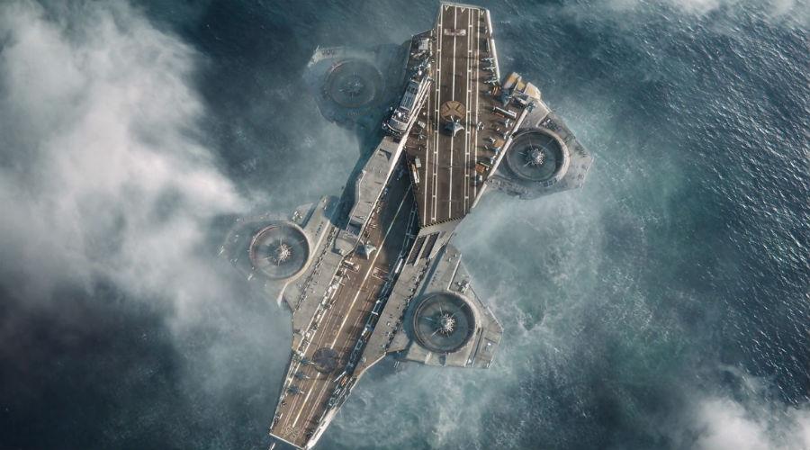 Проект 985: секретный летающий авианосец
