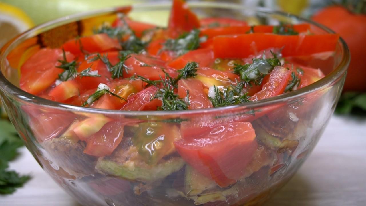 Вкусный, превкусный Салат с …