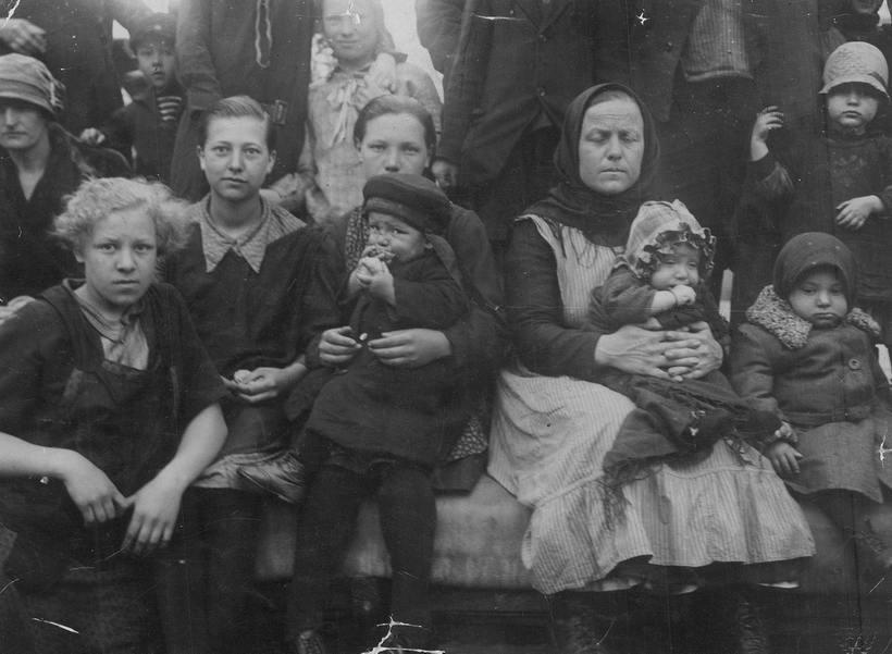 Великое переселение европейцев в Аргентину в архивных фотографиях