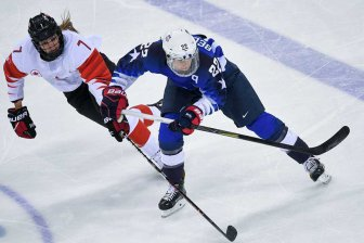 Хоккей на зимних Олимпийских Играх 2018: США завоевали «золото»