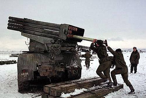 Вторая Чеченская: от артилле…