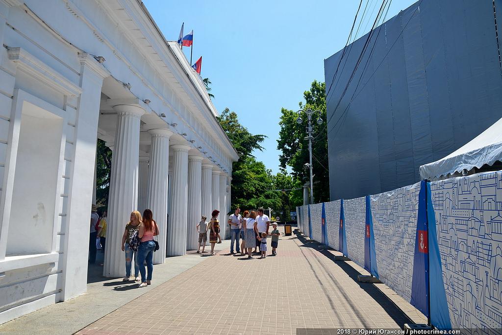 Севастополь к праздникам готов!