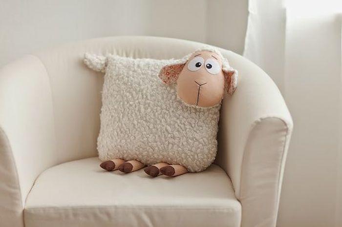 25 способов сделать крутую интерьерную подушку вдохновляемся,интерьер