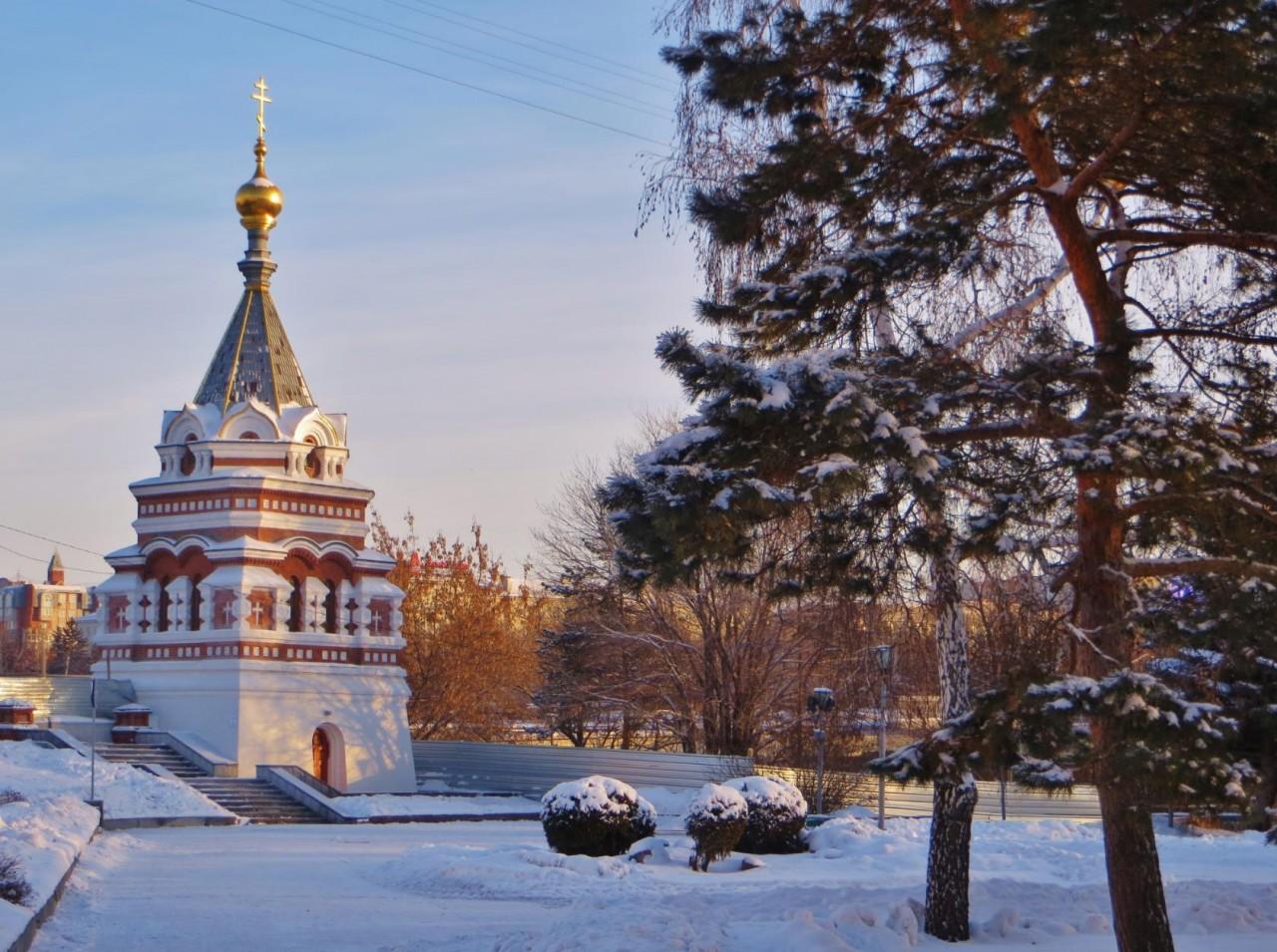 основные красивые фото омска зимой грамотном