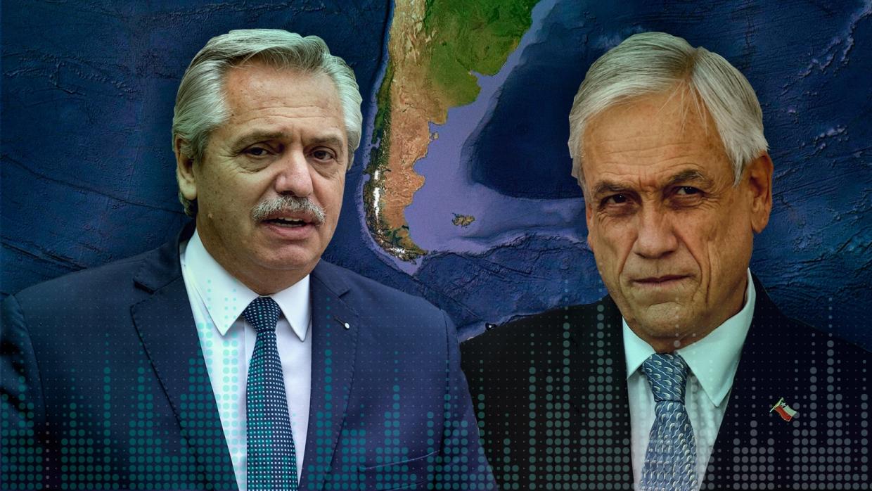 «ФАН повсюду»: территориальный конфликт Аргентины и Чили Весь мир