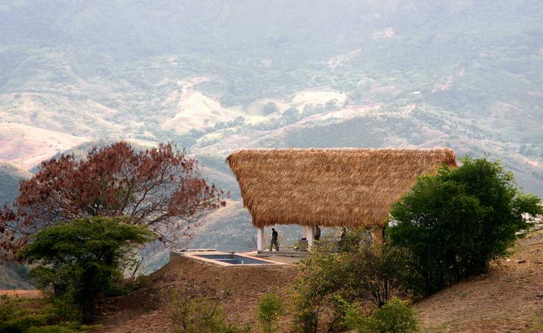 Уникальный дом в Колумбии