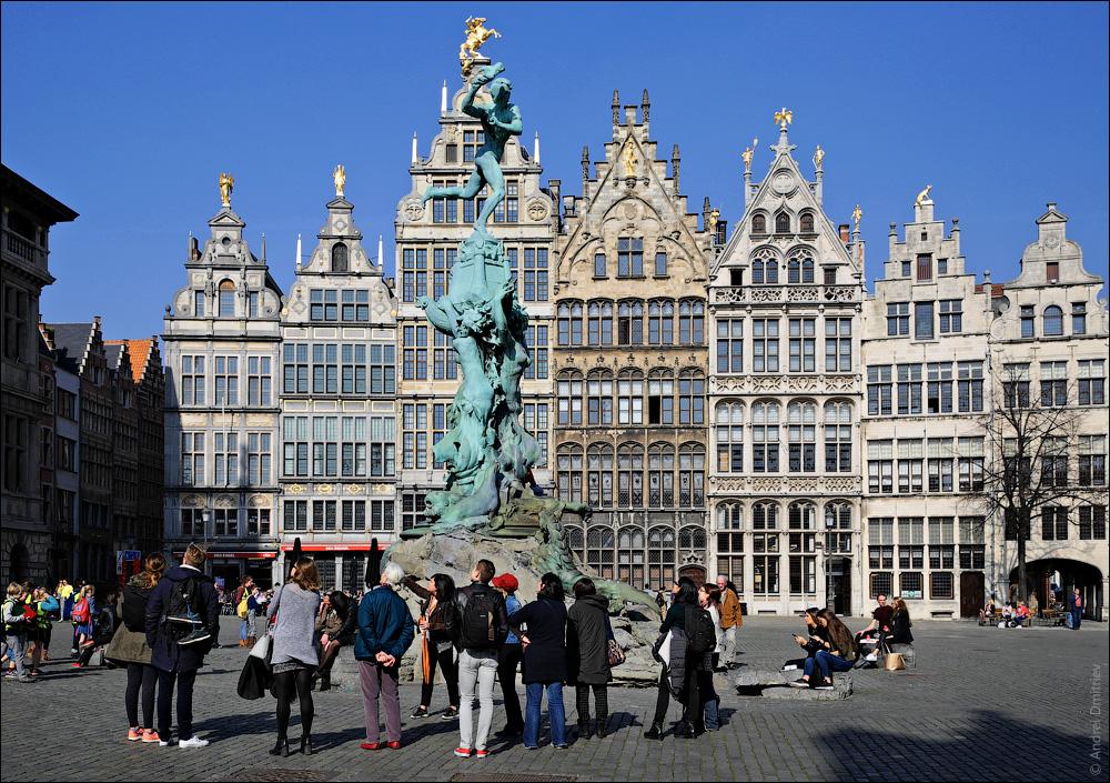 Фотобродилка: Антверпен, Бельгия