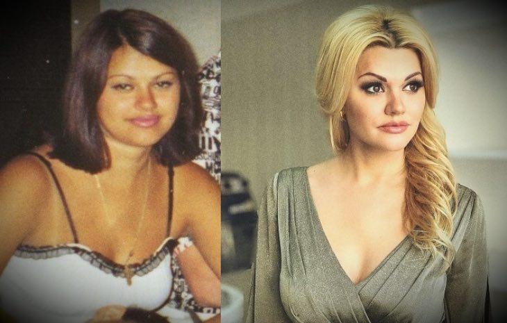Звезды, которые в 40 выглядят лyчшe, чем в 20 celebrities,актриса,Екатерина Климова,звезда,красота,наши звезды,Тина Каделаки,фильм,фото,шоубиz,шоубиз