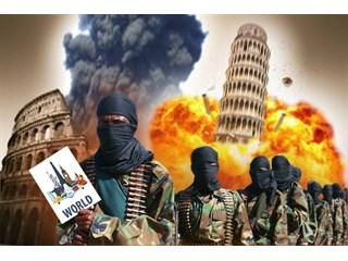О том, почему страны Запада никогда не будут создавать анититеррористический фронт с Россией геополитика